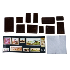 1/4 inch Scale Frames and Pictures/Mirror Set