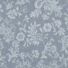 Slate Blue Damask Wallpaper
