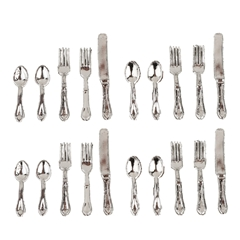 20-Pc. Flatware Set