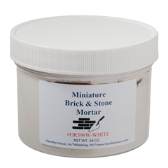 Brick & Stone Mortar