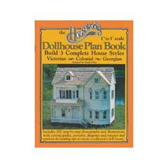 The 3-in-1 Dollhouse Plan Book