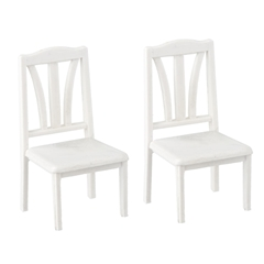 1/24 Scale Pair of Fan-Back Chairs