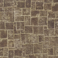 "Two Aged Brick ""Dressed Stone"" Sheets"