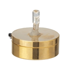 Brass Battery-Operated LED Anything Light