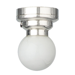 Belden Battery-Operated LED Ceiling Lamp