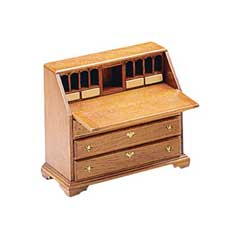 Drop-Front Desk Kit-The Chippendale Collection