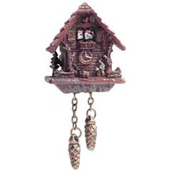 Black Forest Cuckoo Clock by Reutter Porzellan