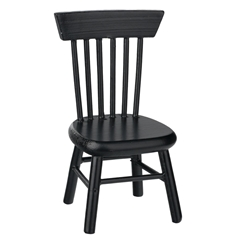 Black Side Chair