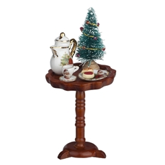 """Cookies for Santa"" Table by Reutter Porzellan"