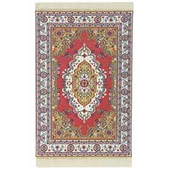 Traditional Medallion Rug