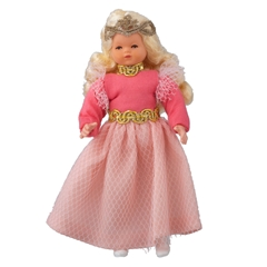 Princess Trick-or-Treat Doll