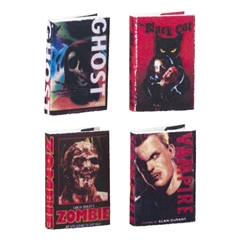 4-Pc. Spooky Book Set