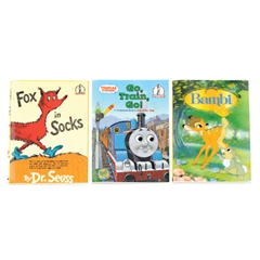 3-Pc. Children's Books Set