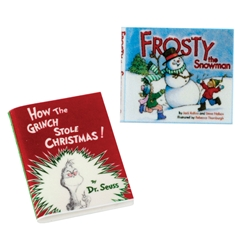 Frosty the Snowman and How the Grinch Stole Christmas Set