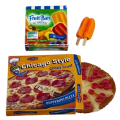Two Piece Frozen Foods Set