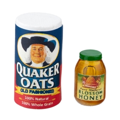 Quaker Oats and Honey