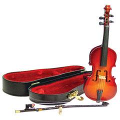 Cello & Bow in Lined Case