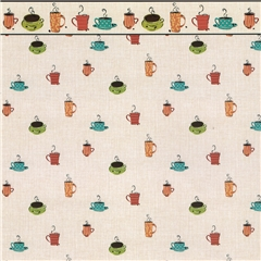 Coffee House Wallpaper