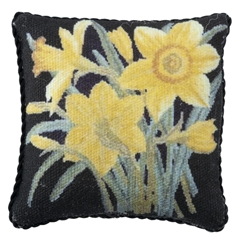 Daffodil Pillow