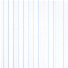 Blue Pinstripe Wallpaper