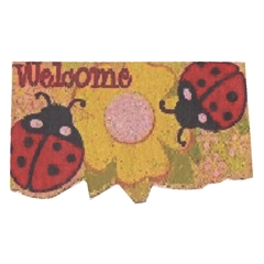 Lady Bug Mat
