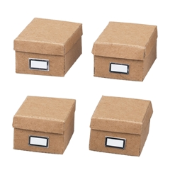 Kraft Storage Box Kit