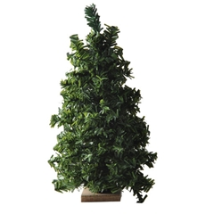 Undecorated Ultimate Tree
