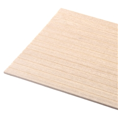 "1/4"" Lap Board and Batten Siding 24""L"