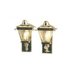 Pair of Coach Lamps