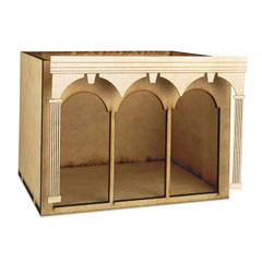 Arched Room Box Trim Kit