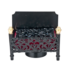Battery-Operated Fireplace Firebox