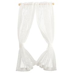 Eden Lace Curtains