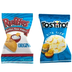 Ruffles and Tostitos