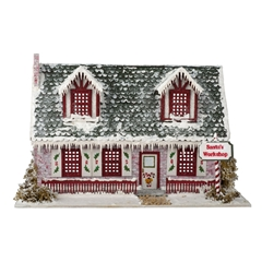 1/48 Scale Santa's Workshop Kit