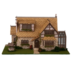 1/48 Scale Tattington House Kit