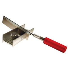 Aluminum Miter Box with Saw Blade and Handle