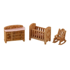 1/144 Scale Victorian Nursery Furniture Kit