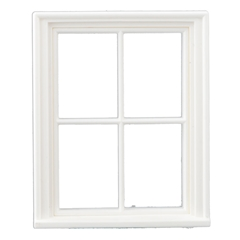 1/24 Scale Victorian 4-Pane Window