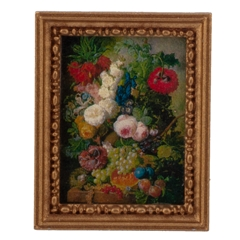 Floral Arrangement Framed Print