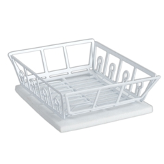 Dish Drainer with Mat