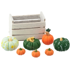 Pumpkin and Gourd Produce Crate