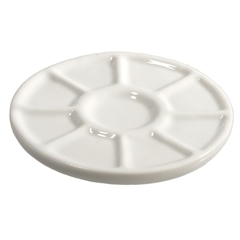 Large Round Divided Platter