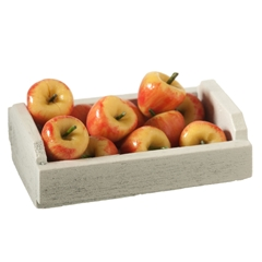 MacIntosh Apples in Produce Crate