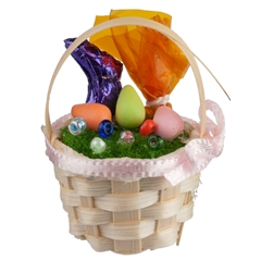 Filled Easter Basket