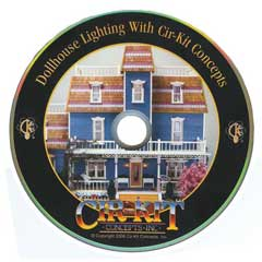 Dollhouse Lighting with Cir-Kit Concepts  DVD