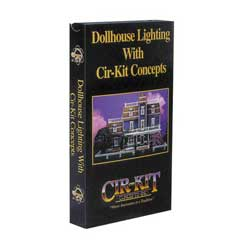 Dollhouse Lighting with Cir-Kit Concepts Video