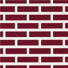 Vinyl Brick Sheet by Houseworks