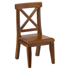 Cross Buck Chair