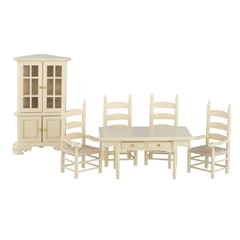 6-Pc.Collier Dining Room Set