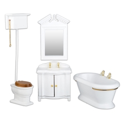 4-Pc. Glenhaven Bathroom Set